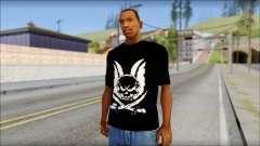 Skull T-Shirt Black