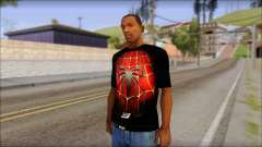Spiderman 3 T-Shirt для GTA San Andreas