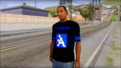T-Shirt A-Style для GTA San Andreas