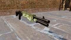 Ружьё Franchi SPAS-12 Green Camo для GTA 4