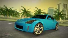 Nissan 350Z для GTA Vice City