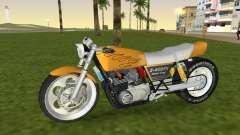 Kawasaki Z400FX Street Drag Racer
