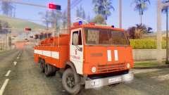 КамАЗ 53212 АП-5 [IVF]