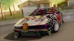 Nissan S13 MAD DRIFT