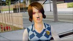 Pinky from Bully Scholarship Edition для GTA San Andreas