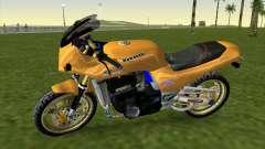 Kawasaki GPZ900R Ninja Tuned для GTA Vice City