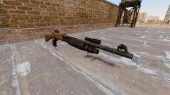 Ружьё Benelli M3 Super 90 jungle для GTA 4