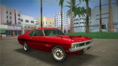 Dodge Dart Demon 340 1971 для GTA Vice City