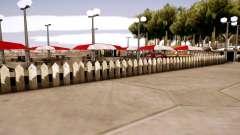 New Santa Maria Beach v1 для GTA San Andreas