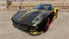 Ferrari 599 GTO PJ3 для GTA 4