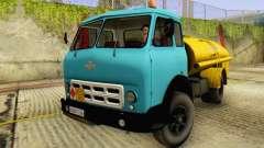 МАЗ 500А Топливозаправщик