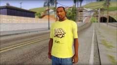 Waffle T-Shirt для GTA San Andreas