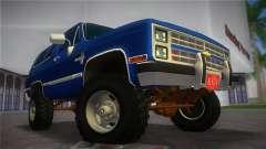 Chevrolet Blazer K5 Silverado 1986