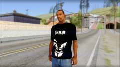 Evil T-Shirt для GTA San Andreas