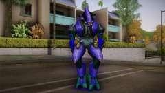 Blue Elite v2 для GTA San Andreas