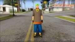 Urban DJ v3 для GTA San Andreas