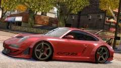 Porsche 911 GT3RSR для GTA 4