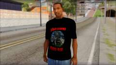 A7X Buried Alive Fan T-Shirt v1 для GTA San Andreas