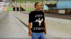 A7X Waking The Fallen Fan T-Shirt для GTA San Andreas