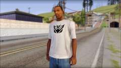 Decepticon T-Shirt для GTA San Andreas
