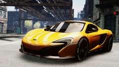 McLaren 650S Spider 2014
