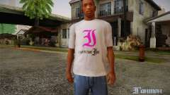 Everytime I Die T-Shirt для GTA San Andreas
