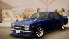 Nissan Skyline GC10 2000GT для GTA San Andreas