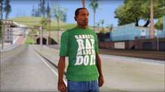 Ice Cube T-Shirt для GTA San Andreas