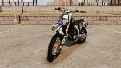 Yamaha YZF-450 v1.3 для GTA 4