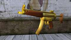MP5 Gold from CSO NST