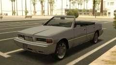 Sentinel Кабриолет для GTA San Andreas