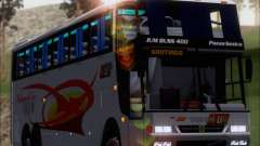 Busscar Jum Buss 400 Volvo B10R Pullman Del Sur для GTA San Andreas