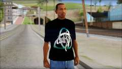 Dub Fx Fan T-Shirt v2 для GTA San Andreas