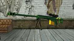 M82A3 Brazil Camo
