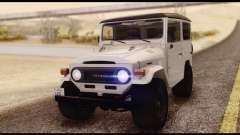 Toyota Land Cruiser (FJ40) 1978