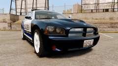 Dodge Charger SRT8 2010 [ELS] для GTA 4