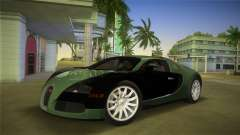 Bugatti Veyron для GTA Vice City