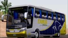 Busscar Vissta Buss LO Mercedes Benz 0-500RS для GTA San Andreas