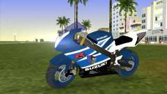 Suzuki GSX-R 1000 для GTA Vice City