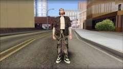 The Truth Skin для GTA San Andreas