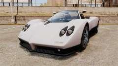 Pagani Zonda C12S Roadster 2001 v1.1 PJ2