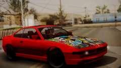 BMW M8 Custom для GTA San Andreas