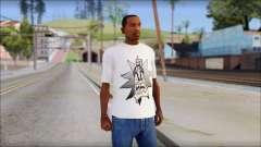 Spray Can Comic T-Shirt для GTA San Andreas