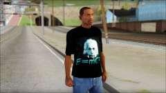 German Elite Army Emcore Fan T-Shirt для GTA San Andreas