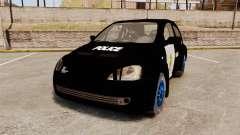 Opel Corsa Police