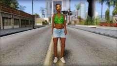 Kendl Skin для GTA San Andreas