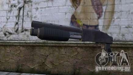 Sawnoff Shotgun from GTA 5 v2 для GTA San Andreas