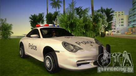 Porsche 911 GT3 Police для GTA Vice City