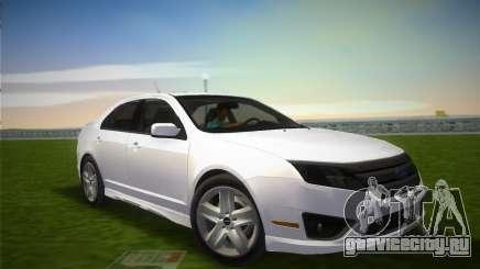 Ford Fusion 2009 для GTA Vice City