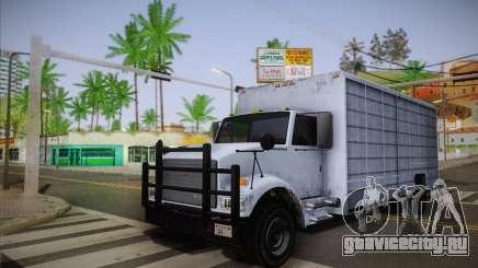 GTA V Benson для GTA San Andreas